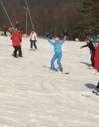 snowboard niebieski zestawik zwyprzedaży...