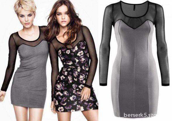 Sukienka Gorset H&M Siateczka
