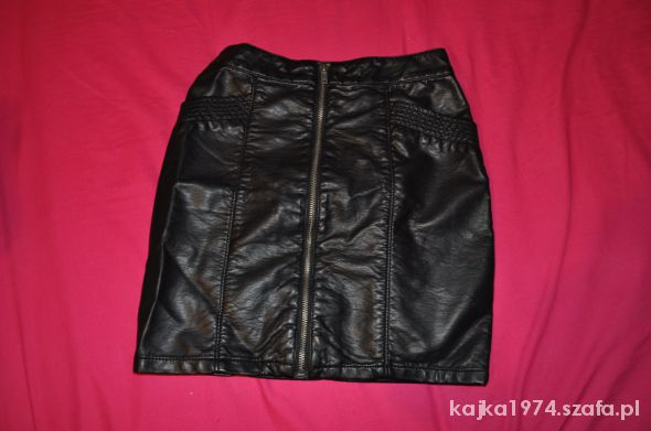 Spódnice spodnica 34 skora H&M
