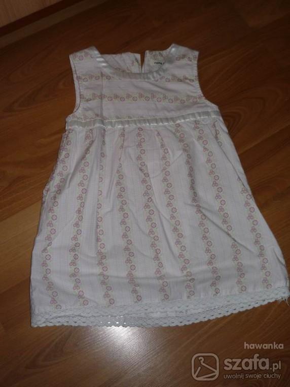 Sukienki i spódniczki Lekka sukienka na lato