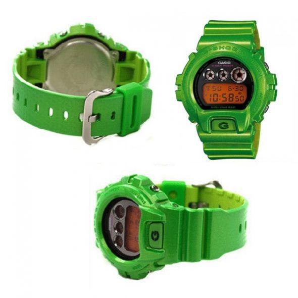 Zielony zegarek męski