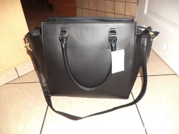 bafd577baf830 torba klazyczna zwykła hm zara shopper w Dodatki - Szafa.pl