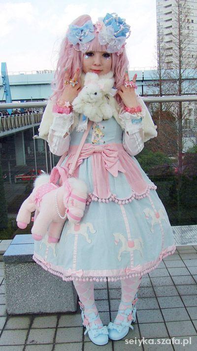 Lolita Manga Japan Kawaii...
