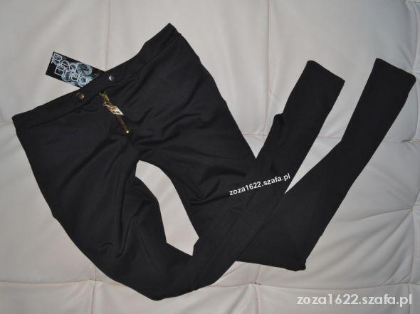 Nowe legginso rurki z zamkami