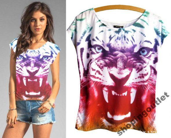 Koszulka Amisu tygrys 34...