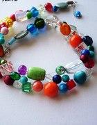 kolorowa biżuteria artystyczna misz masz...