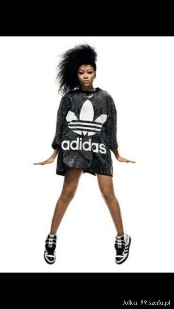 Ubrania Adidas bluza