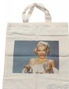 płócienna torba z MARILYN MONROE retro vintage