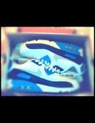 Nike air max 90 blue...