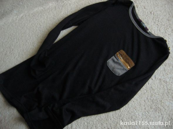 Bluzki Bluzka z kieszonką