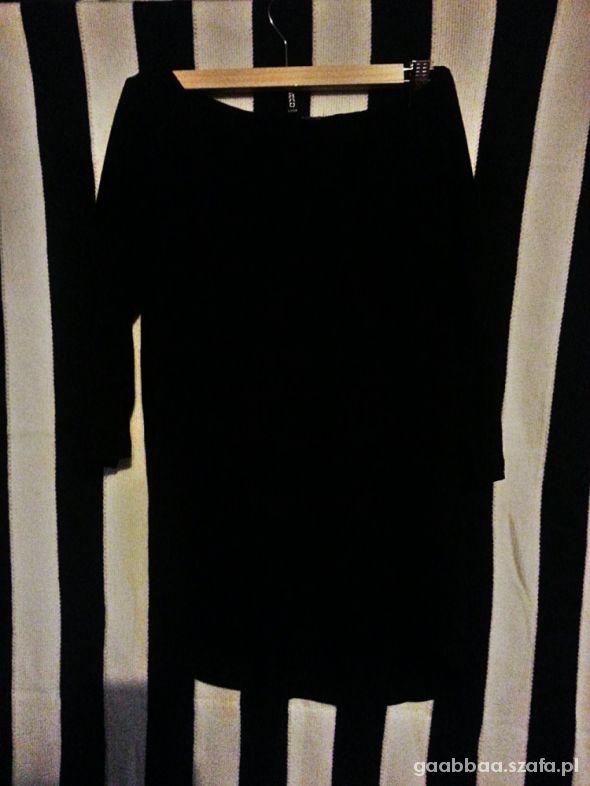 Bluzki Czarna H&M