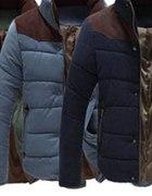M Kurtka stójka ocieplana zimowa