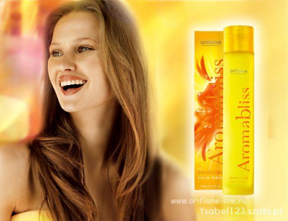 Kosmetyki Aromabliss Awakening ORIFLAME