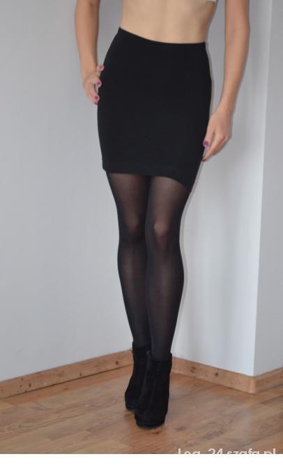 Spódnice Sexi spódnica mini H&M