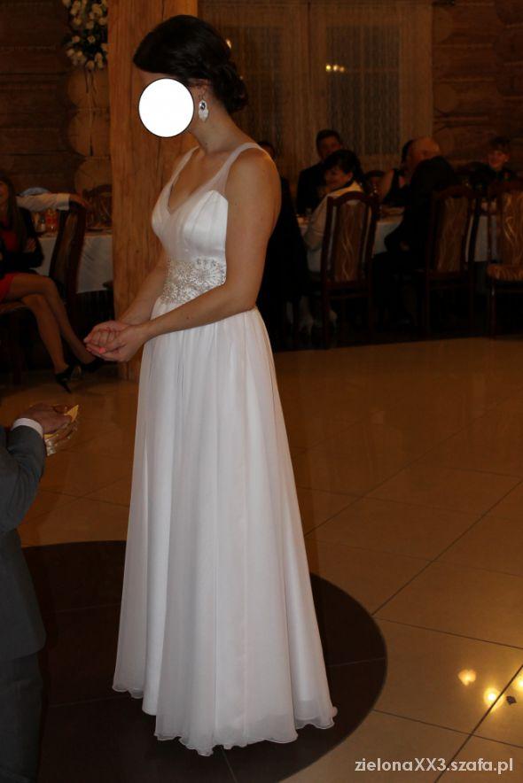 moja sukienka slubna