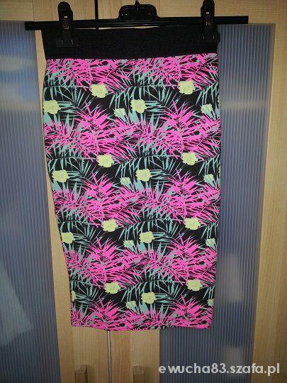 Spódnice spodnica roz zip
