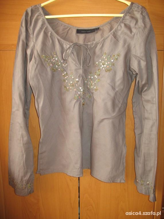 Bluzki folkowahaftowana bluzka