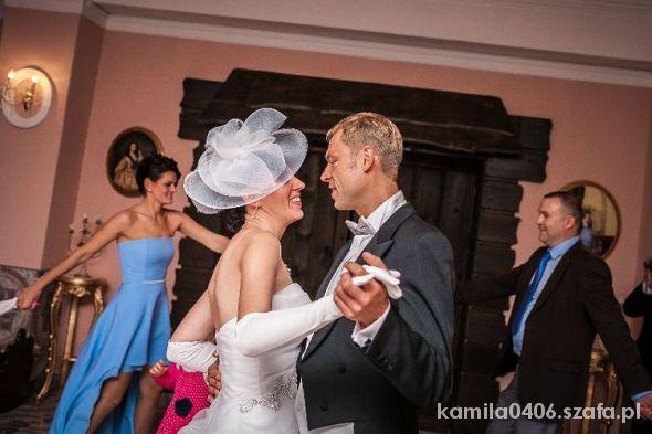 piękna sukienka ślub Sykut