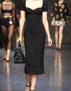 Black Dress D&G