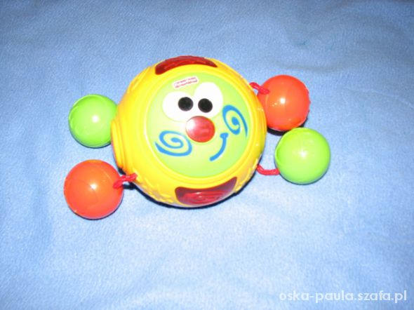 Zabawki kula hula fisher price