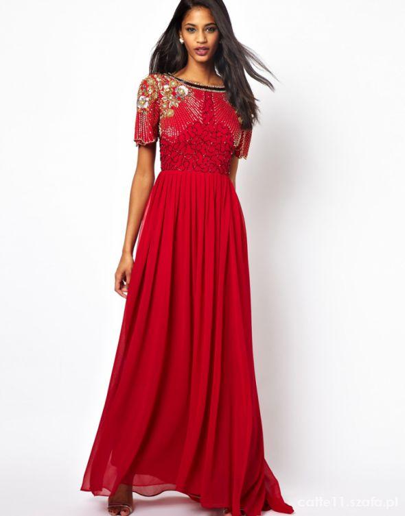 suknia maxi
