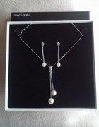 Srebro 925 perły Franco Gioielli