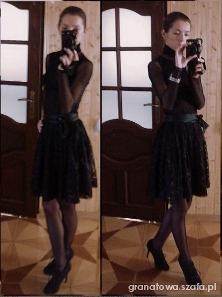 Mój styl na czrno