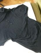 Bardzo długi sweter typu oversize rozmiar S