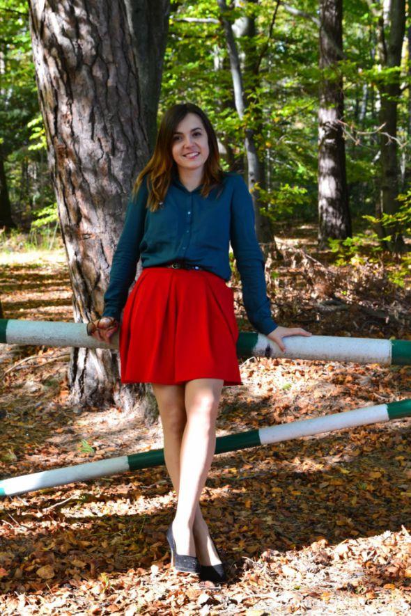 Mój styl Kolorowa Jesień