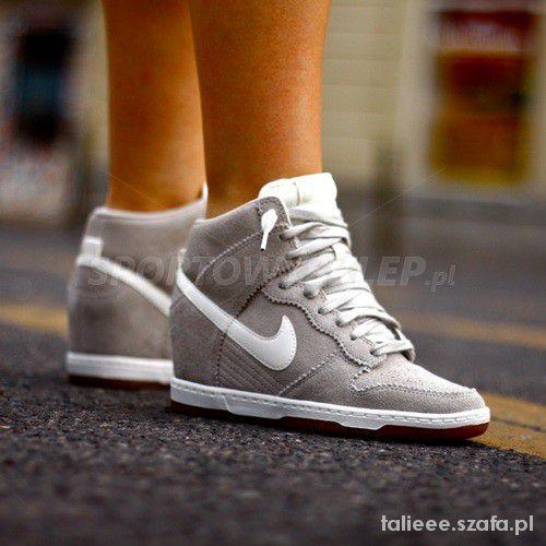 buty nike szare gdzie kupić ? , #buty, #nike, #sportowe