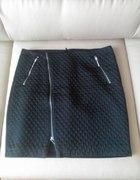pikowana spódniczka Mohito