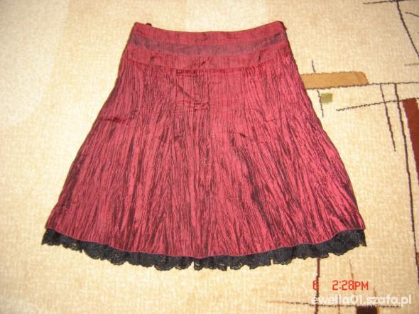 Spódnice Jak nowa spódnica z koronką