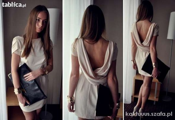 Eleganckie Sukienka Asos