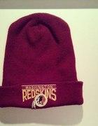 Czapka beanie bordowa Washington Redskins...