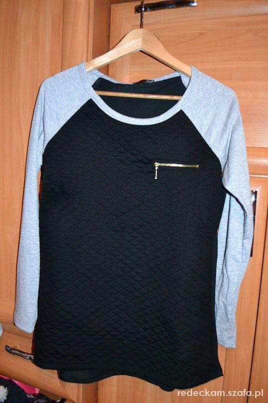 Bluzki Pikowana bluzka
