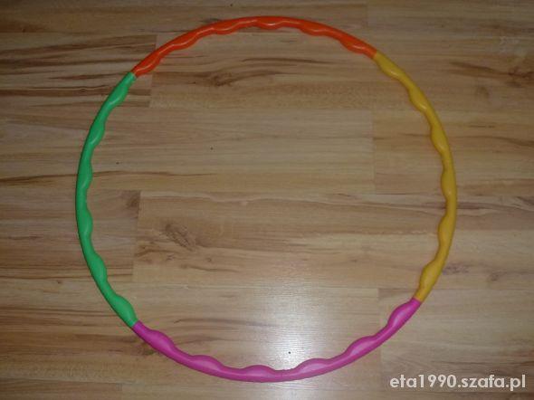 Zabawki hula hop 80 cm