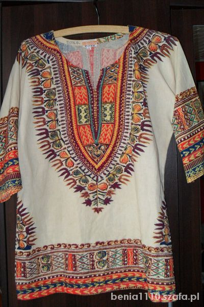 Bluzki aztec bluzka