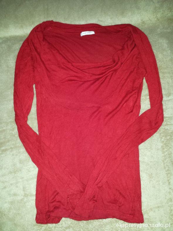 Bluzki Ciemnoczerwona