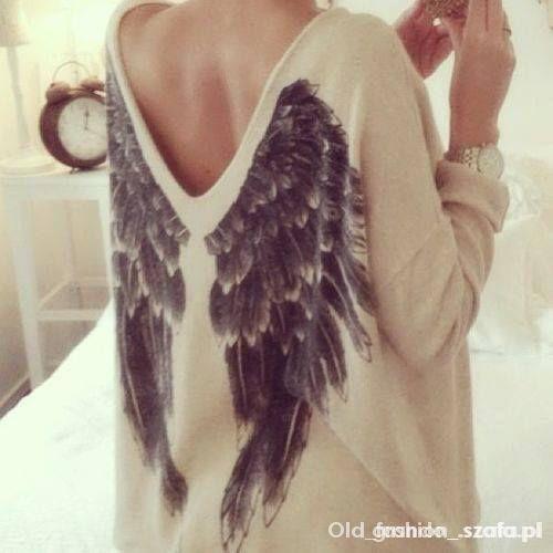 Ubrania Kappahl skrzydła
