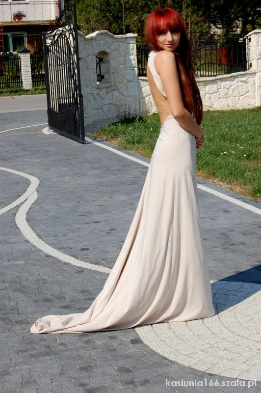 Wieczorowe sukienka