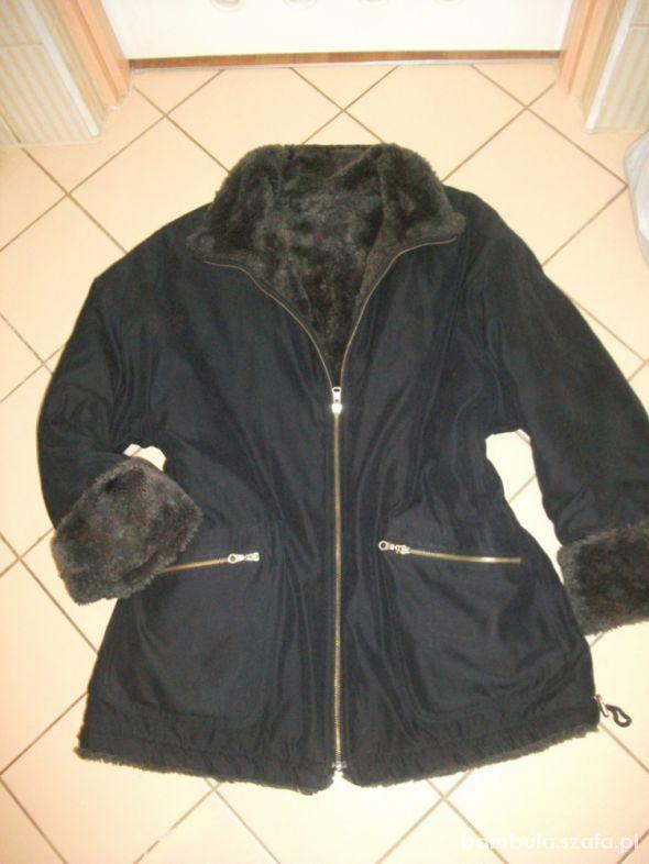 Odzież wierzchnia kurtka i futerko w jednym 48 50