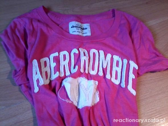 Bluzki abercrombie
