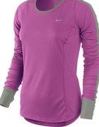 bluzka z długim rękawem do biegania