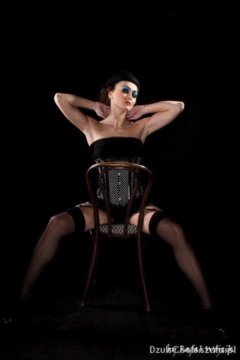 Imprezowe Burlesque cabaret style