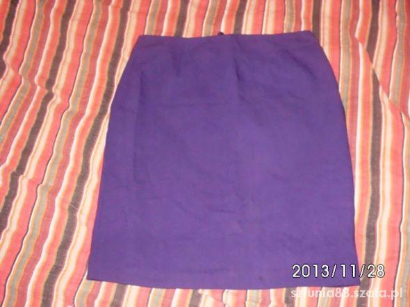 Spódnice fioletowa
