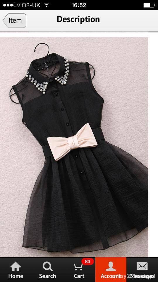 Wieczorowe Sukienka szyfonowa z kokardką
