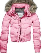 abercrombie & fitch lexie jacket pink