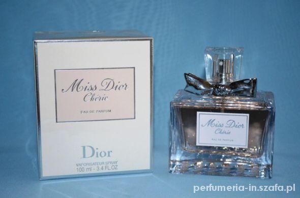 Christian Dior Miss Dior Cherie Rózowa EDP 100 ml