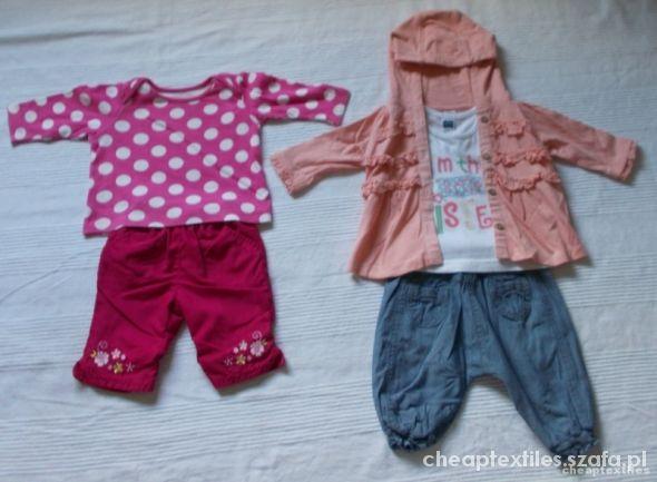 Komplety Paka ubranek dla niemowlakadziewczynki 03 32SZT