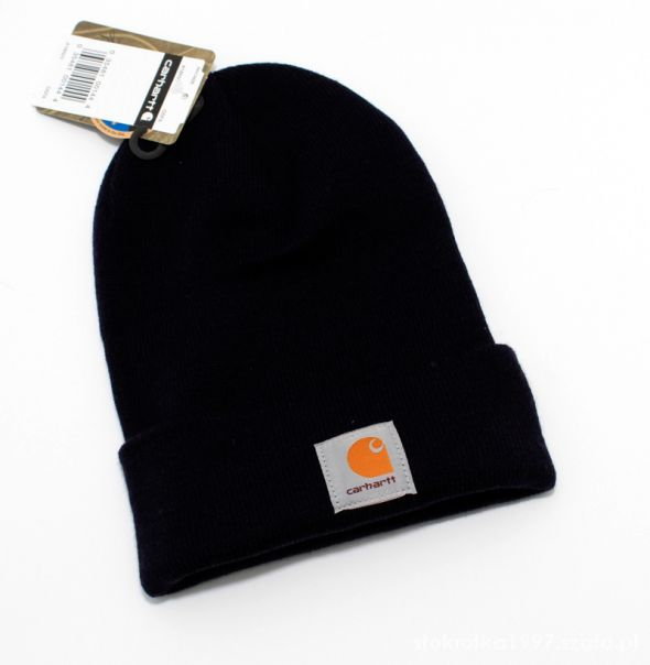 Kupię czarną czapkę carhartt...